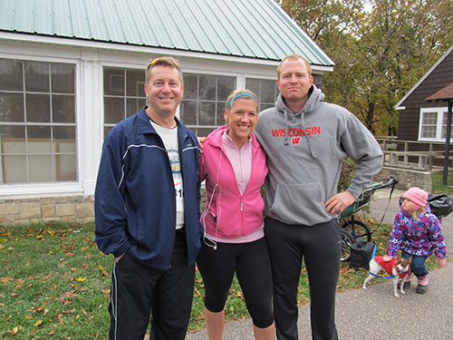 GEC Runners for Easter Seals' 2012 Fall Sprawl