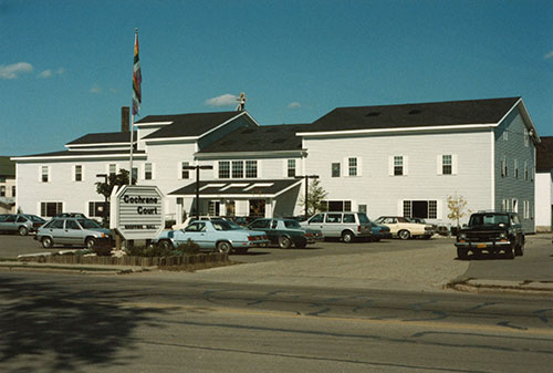 Cochran Court Redevelopment was completed in Portage, WI during the 1980's