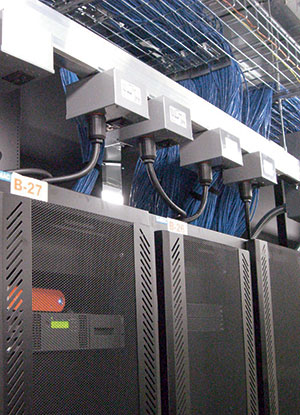 Mechanical, Electrical and Plumbing Design - Data Center