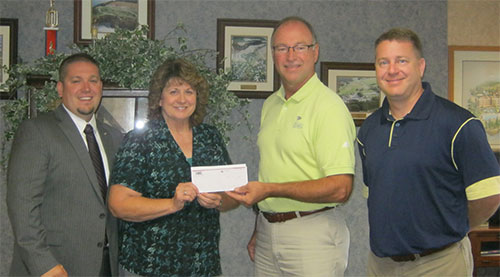 GEC Donates to Kiwanis Ride to Read