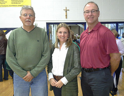 GEC Supports Local School Renovations