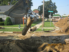 Street & Utility Rehabilitation - Municipal Engineering
