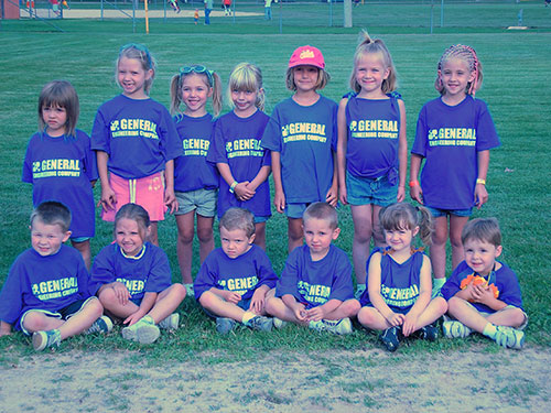 2006 GEC T-Ball Team