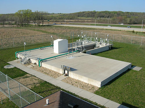 Dekorra Utility District Wastewater Treatment Facility Completed