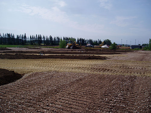 Ho-Chunk RV Park Construction