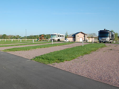 Ho-Chunk RV Park Completed