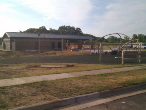 Valley View Park Construction