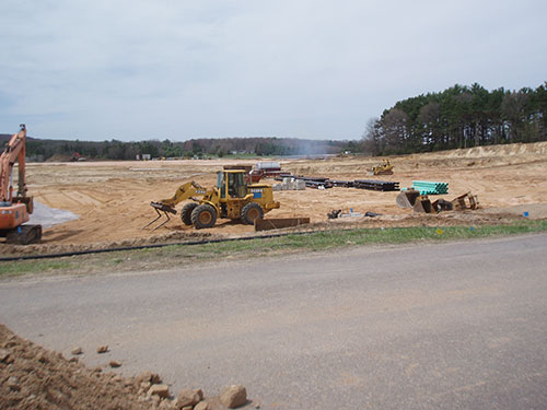 Woodside Ranch Sport Complex Construction