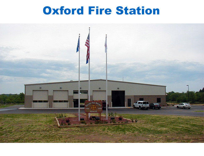 Oxford Fire Station