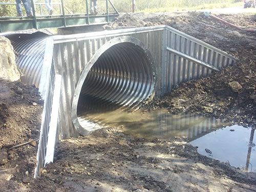Culvert Bedding