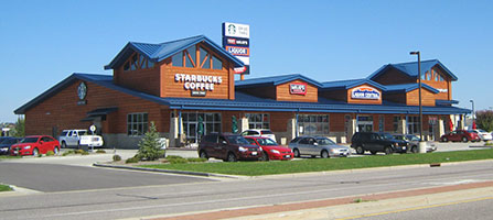 Stonewood Crossing Strip Mall