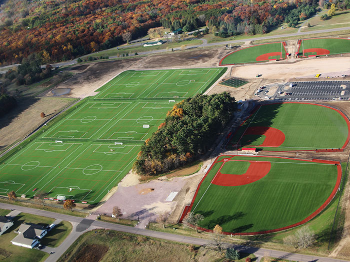 Woodside Ranch Sports Complex - Wisconsin Dells