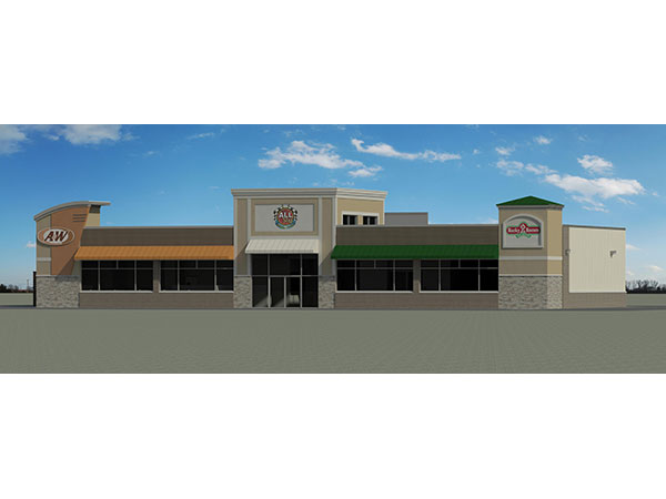3D Rendering of All Stop in DeForest, WI