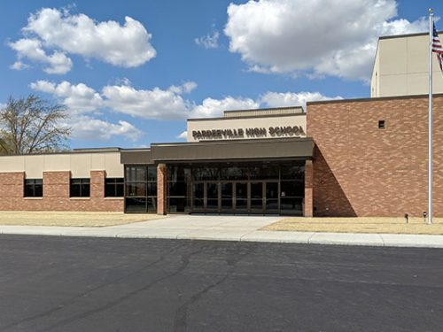 Pardeeville High School Grand Opening