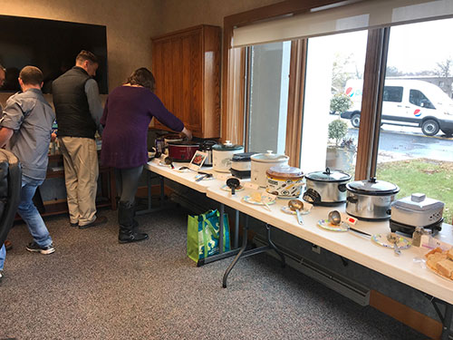 GEC Annual Soup Cook Off