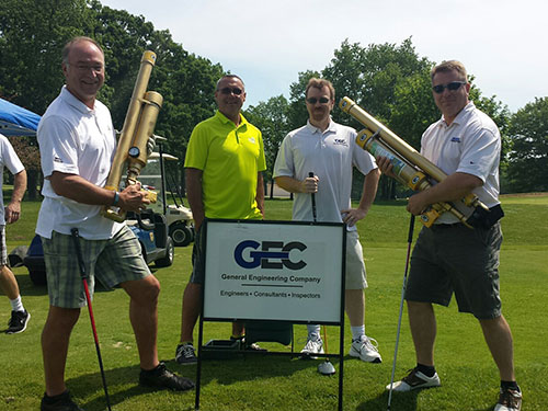 2015 Portage Chamber of Commerce Golf Outing