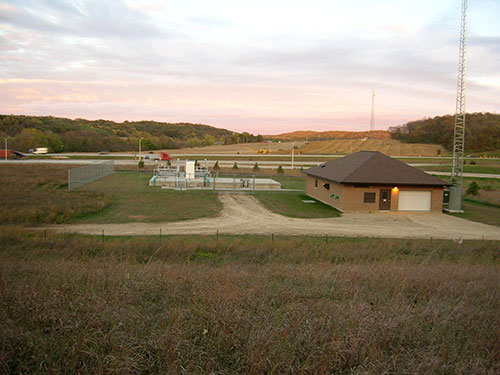 Dekorra Utility District Wastewater Treatment Facility Comlpleted