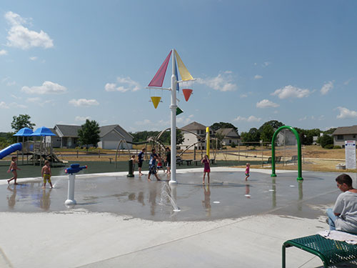 Valley View Park Sprayground