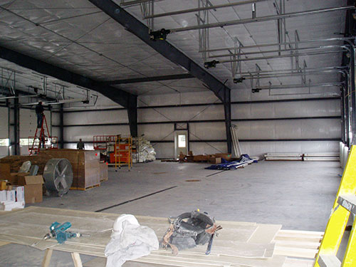 Wild Rose Fire District Fire Station Construction