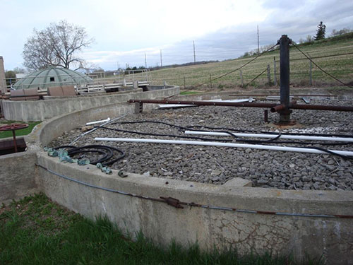 Cambria Wastewater Treatment Plant Upgrades - Before Construction