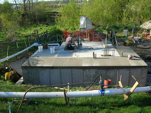 Cambria Wastewater Treatment Plant Upgrades