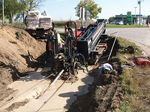 Hwy 33 Water Main Extension