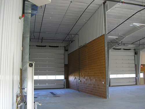 Mauston DPW Building - Completed
