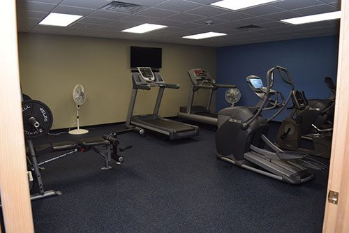 Terra Engineering - Exercise Room