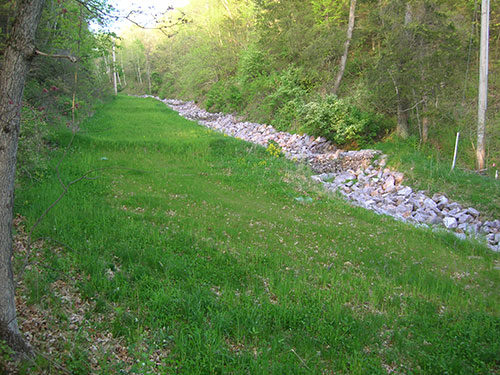 Wildwood Way Stormwater Management - Completed