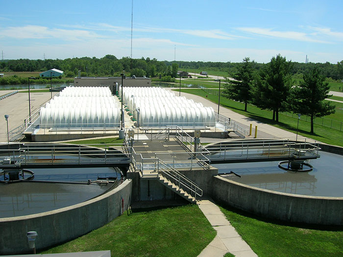 City of Portage Wastewater Treatment Plant RBC Upgrades