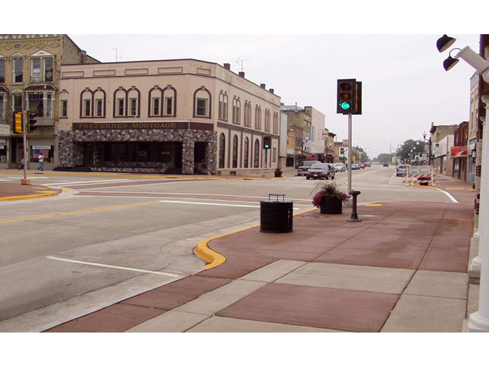 City of Portage Downtown Revitalization