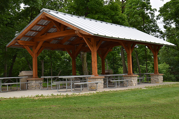 Festge Park Shelter - Cross Plains, WI