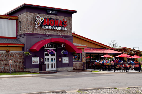 Monk's Bar & Grill Addition and New Patio - Lake Delton