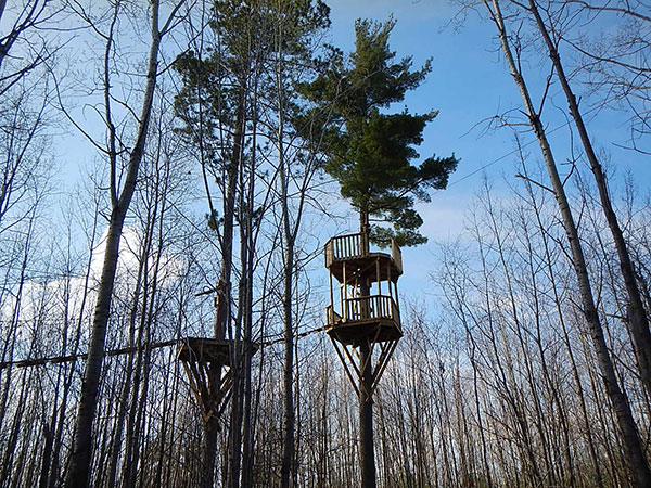 Northwoods Zip Lines