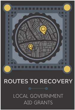 Routes to Recovery Logo