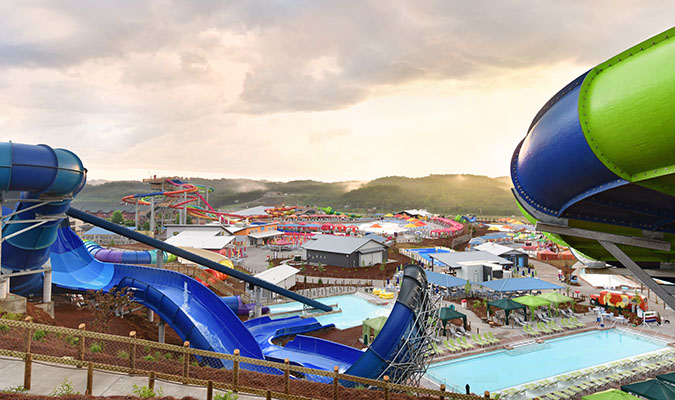 Soaky Mountain Water Park
